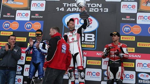 Superbikes - Thruxton BSB: 'I wanted to win big' - Byrne