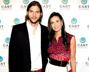 Demi Moore Filing Her Own Divorce Papers Against Ashton Kutcher, Case Could Go to Trial: Report