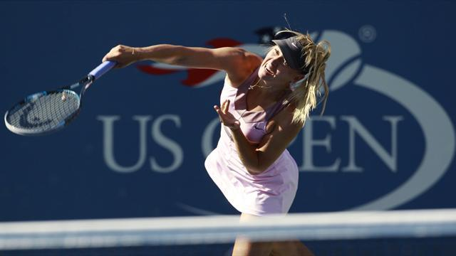 Sharapova, Azarenka blaze trails at US Open