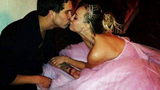 'Big Bang Theory' Star Kaley Cuoco Married Ryan Sweeting