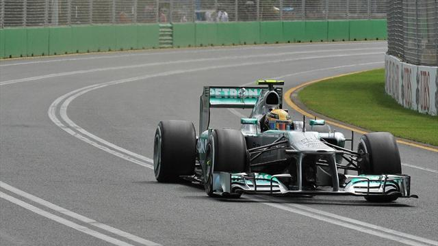 Formula 1 - Hamilton unfazed by Red Bull's speed