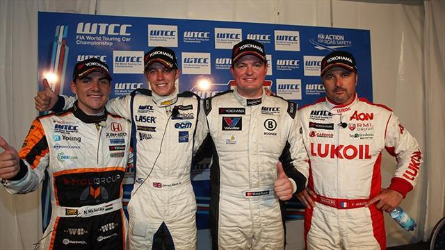 WTCC - Nash expects more of himself despite first win