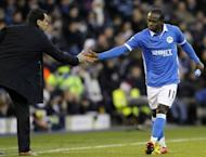 Wigan Athletic midfielder Victor Moses pictured in December 2011. Wigan chairman Dave Whelan is ready to double Moses' wages in a last-ditch bid to persuade the Nigeria winger to snub an approach from Chelsea