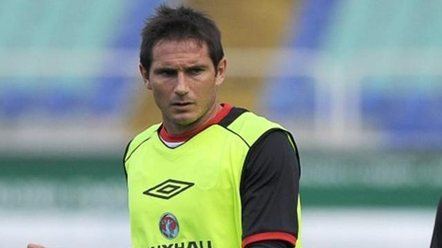 Lampard injury worry for England