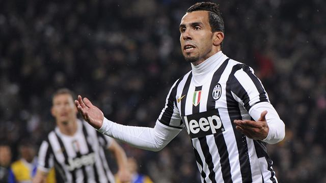 Serie A - Tevez: I didn't expect to be this good