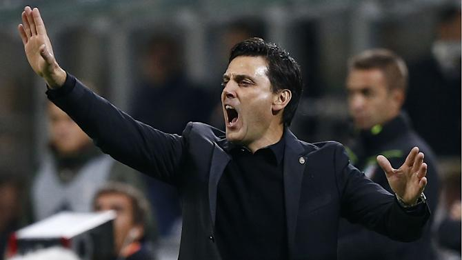Galliani wanted Montella at Milan in 2014