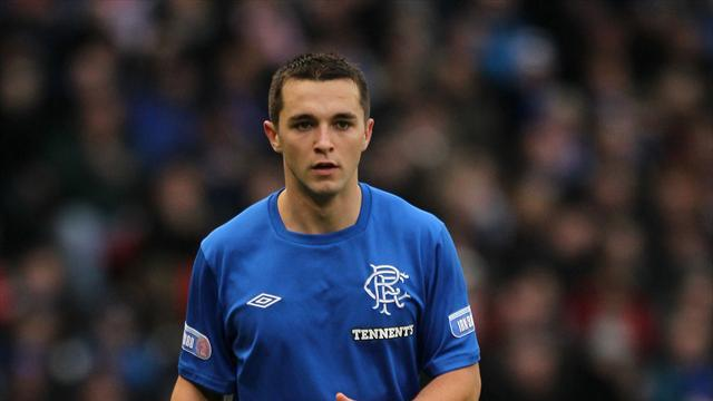 Scottish Football - Rangers star Hegarty accepts ban for stamp