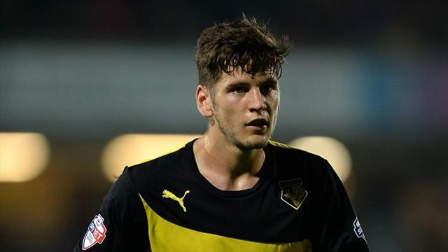 League One - Smith joins Gillingham on loan