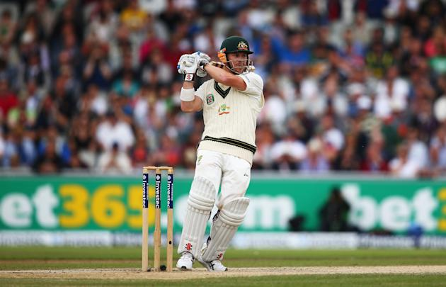 England v Australia: 3rd Investec Ashes Test - Day Four