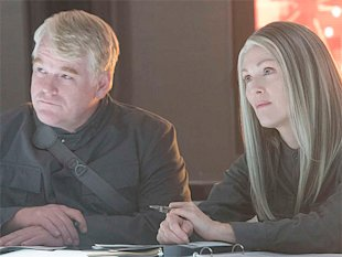 Hunger Games Director Chose Not To Use CGI For Philip Seymour Hoffman image 111614 hunger games phillip seymour hoffman 600