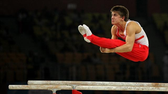 Gymnastics - Whitlock looks back on another year to remember