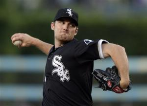 White Sox beat Dodgers 5-4 with unearned run