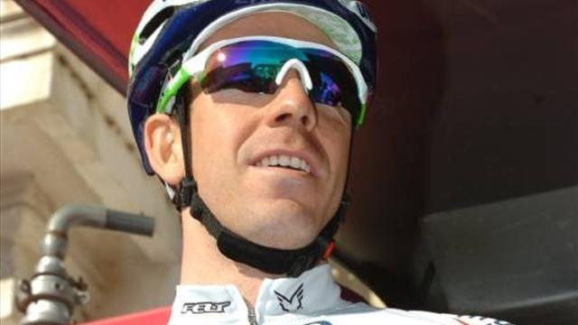 Cycling - Martin holds lead as Parisien sprints to stage win