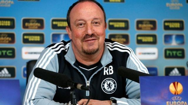 Premier League - Chelsea thank Napoli-bound Benitez