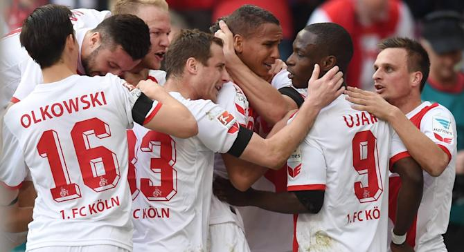 Video: Koln vs Eintracht Frankfurt