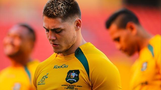 Top 14 - Australian O'Connor to join Toulon