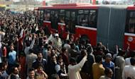 Pakistan opens first major urban public transport scheme