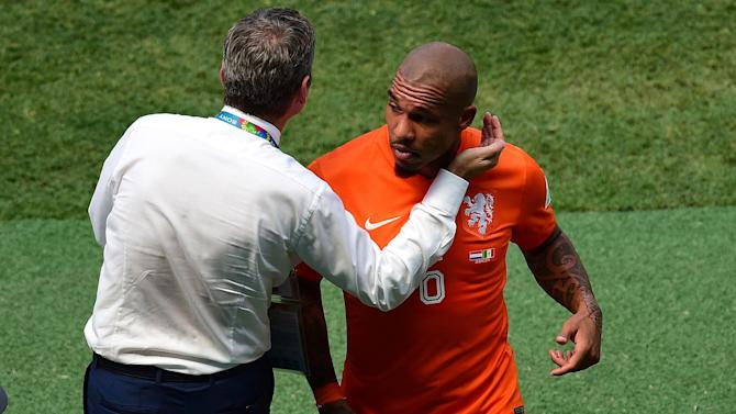 World Cup - De Jong to be fit in time to face Argentina?
