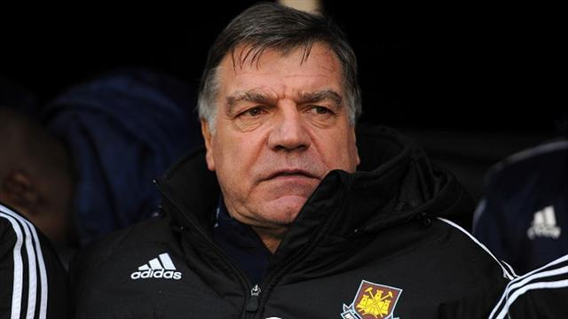 Football - Allardyce admits form must improve