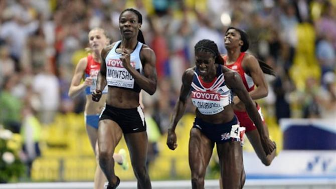 Commonwealth Games - Botswana's Montsho suspended after failing doping test