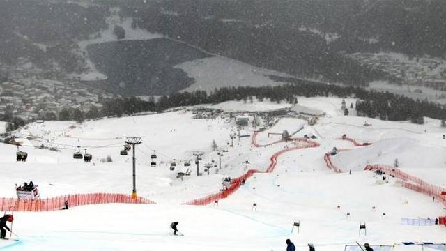Alpine Skiing - St Moritz and Davos winter Games bid rejected by public