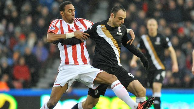 Premier League - Adam gives Stoke win against Fulham