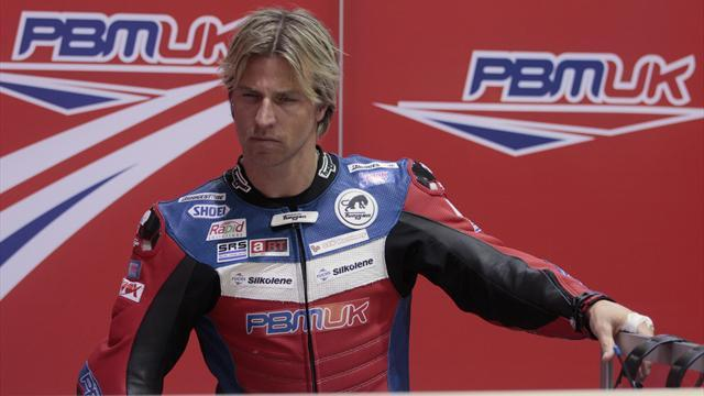 Motorcycling - Ellison frustrated to lose PBM ride