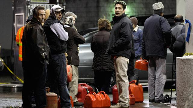 NYC Imposes Gas Rationing System