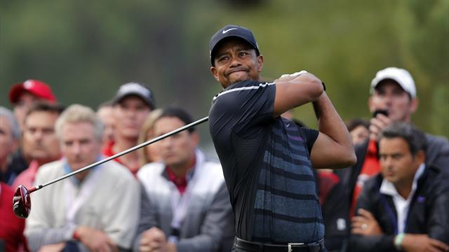 Golf - Woods to launch 2014 campaign at Torrey Pines