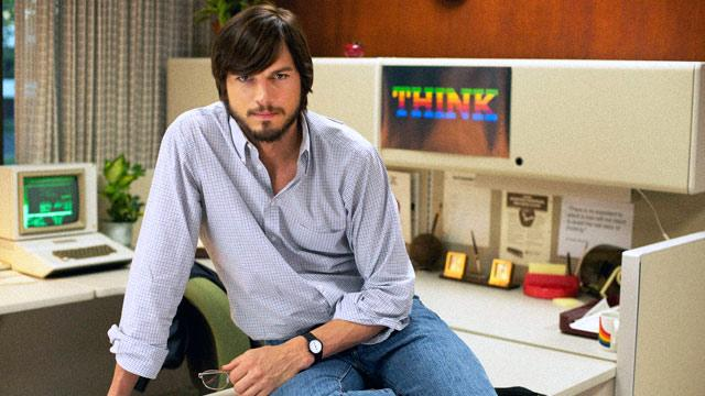 Ashton Kutcher's Steve Jobs Diet