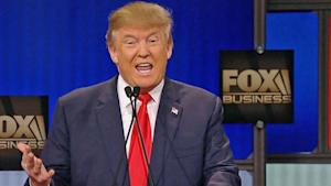 Donald Trump on His Double-Digit Lead Against Ted …