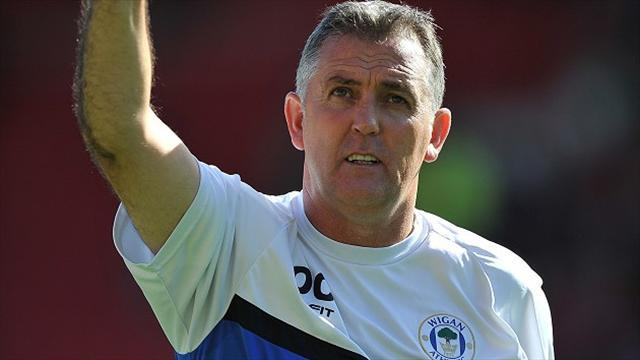 League Cup - Coyle to ring Wigan changes