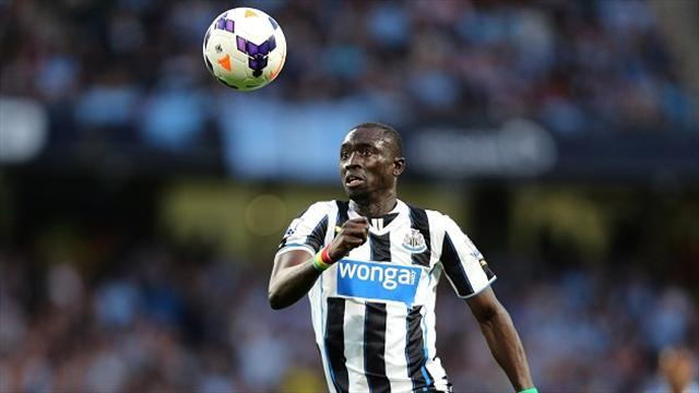 League Cup - Pardew: Goal can settle Cisse down