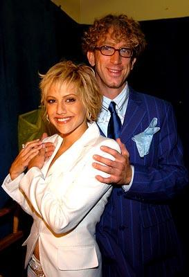 Brittany Murphy and Andy Dick MTV Movie Awards - 6/5/2004