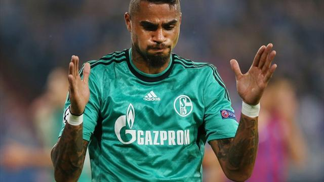 Bundesliga - Boateng out of Ghana World Cup tie