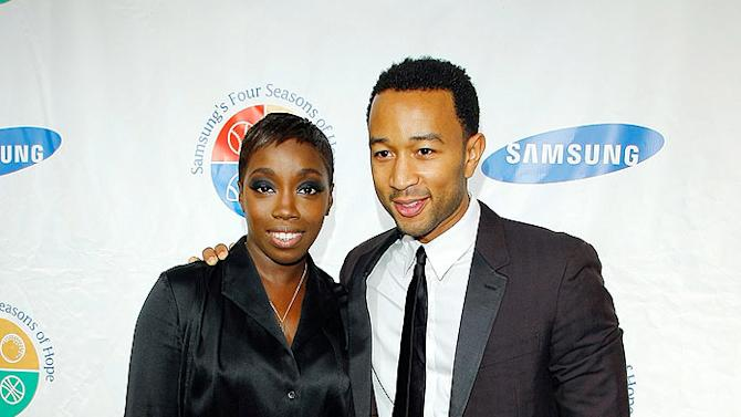 Estelle John Legend Hope Gala