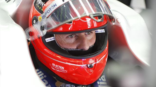 Formula 1 - Schumacher escapes penalty at Indian GP