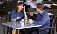 David And Samantha Cameron Holiday In Majorca