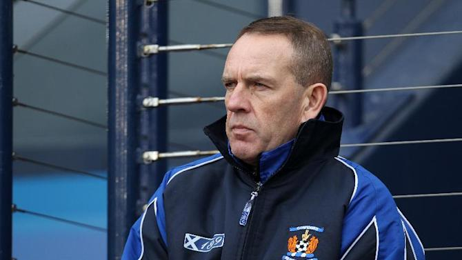 Kenny Shiels praised his team's creativity after 3-0 victory over Ross County