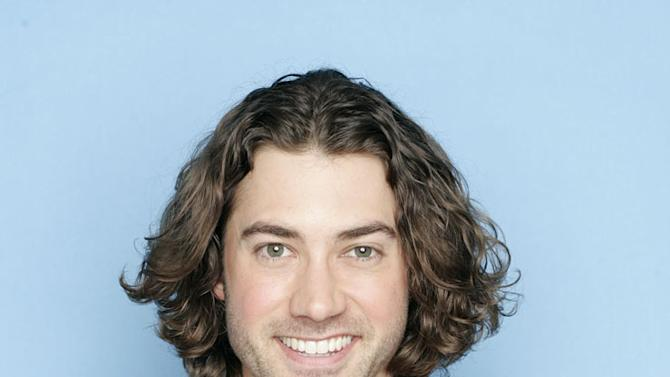 """Ace Young from Denver, CO, is one of the contestants on Season 5 of """"American Idol."""""""