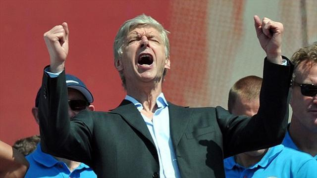 FA Cup - Wenger: Trophy drought made me question myself