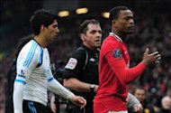Suarez: Race accusations with Evra were not true