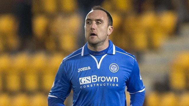 Scottish Premiership - Wright set for Saints return
