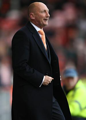 Ian Holloway has pledged his commitment to Blackpool following speculation over his future