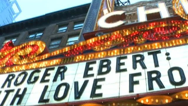 Roger Ebert honored with music, laughs in Chicago