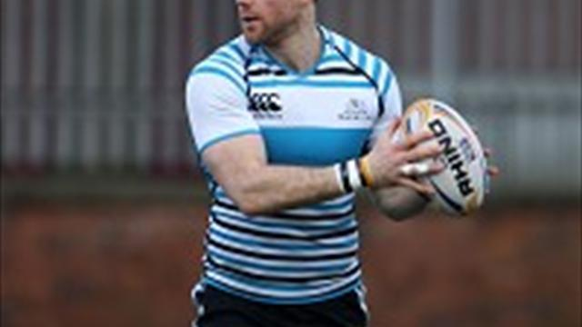 Rugby - Starting role for Morrison