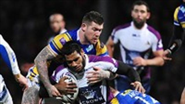 Rugby League - Waqa setback for Storm