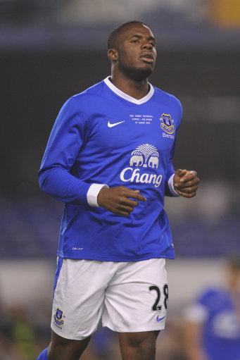 Victor Anichebe is hoping to stay clear of injuries this season