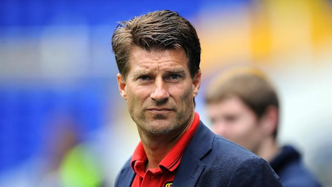 Michael Laudrup is the favourite to succeed Brendan Rodgers as Swansea manager