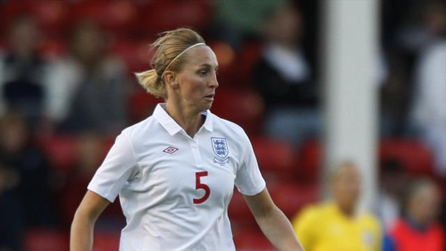 Football - Ex-England skipper White retires